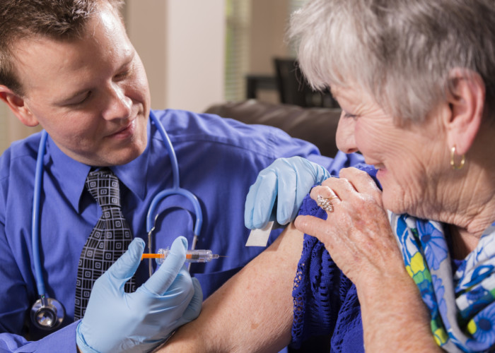 California Senior Care: Back to School Vaccinations Aren't Just for Kids!