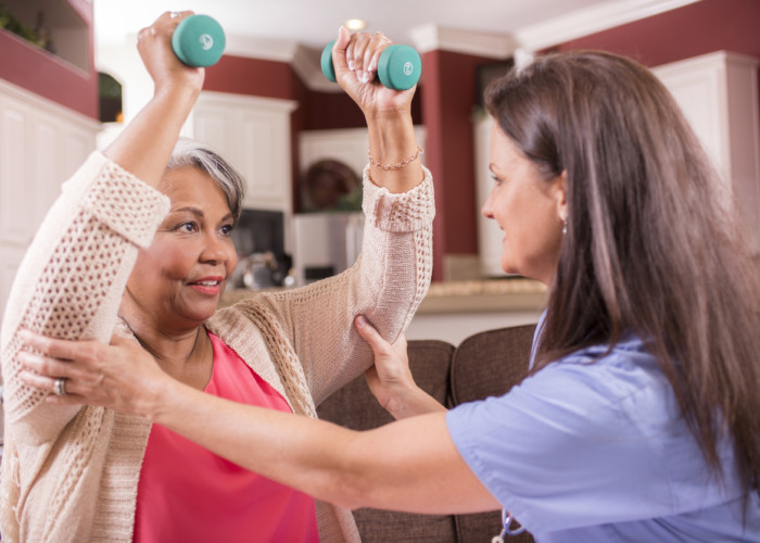 How to Overcome Roadblocks to Exercise and Improve Senior Fitness
