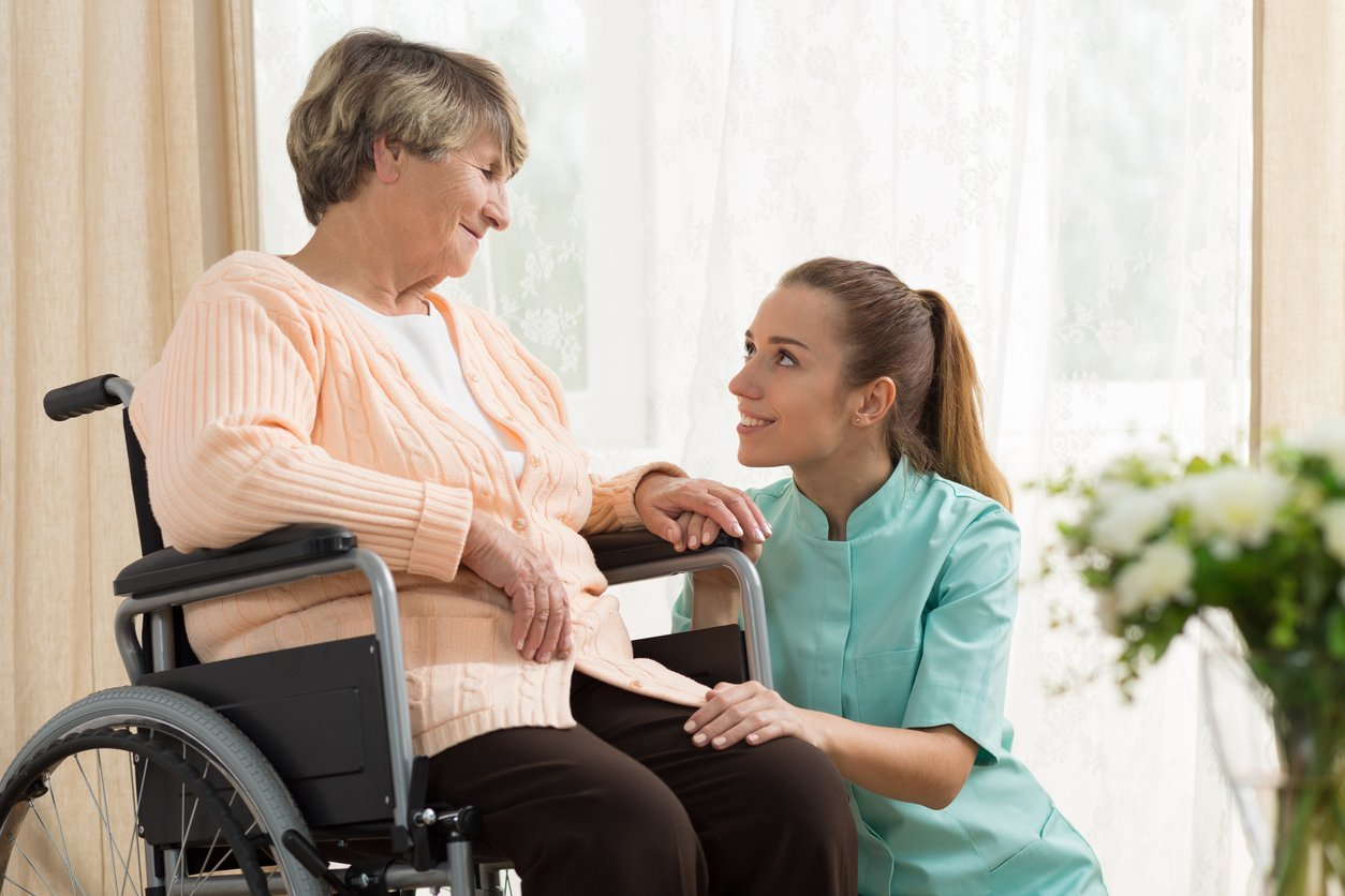 Need Help Transferring a Senior from a Bed to a Wheelchair? Prevent Back Injury with These Tips.