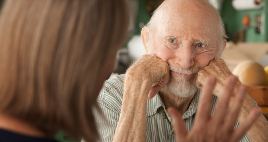 """""""I Don't Need a Caregiver!"""": Tips to Help an Elderly Parent Refusing Care"""