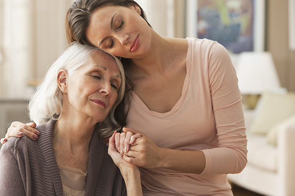 Accepting a Chronic Disease Diagnosis Is Beneficial for Seniors and Their Family Members