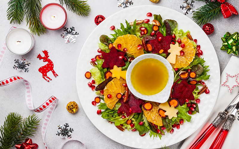 The Power Foods to Reduce Stress During the Holidays – And How Home Care Can Help