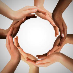 Standing Together – Hopeful for Change.