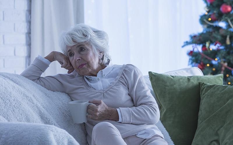 Senior Holiday Depression: Tips to Tackle Sadness