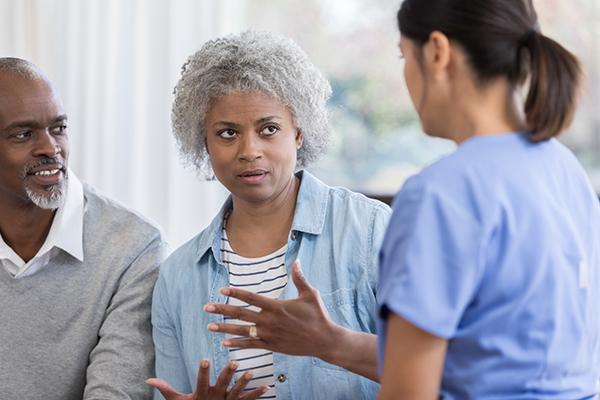 Study Shines Light on Top Family Caregiving Worries: What if I Make a Mistake?