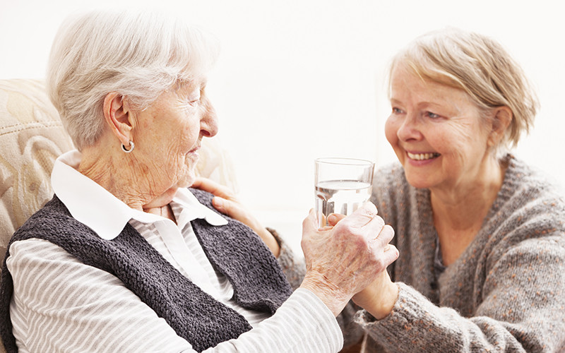 Care Tips for Seniors With Dysphagia