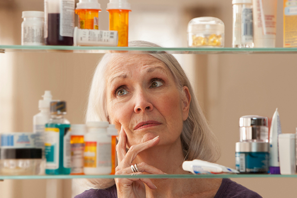 Polypharmacy in Older Adults: Evaluating Risks and De-prescribing